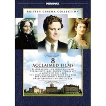 8-Movie British Classic Collection