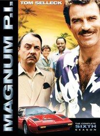 Magnum P. I. - The Complete Sixth Season