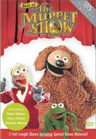 Best of the Muppet Show - Peter Sellers / John Cleese / Dudley Moore