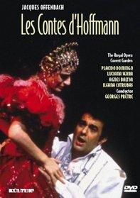 Offenbach - Les contes d'Hoffmann (The Tales of Hoffmann) / Pretre, Domingo, Royal Opera Covent Garden