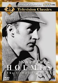 Sherlock Holmes: The Complete Series