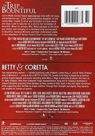 The Trip To Bountiful/ Betty & Coretta - Double Feature [DVD]