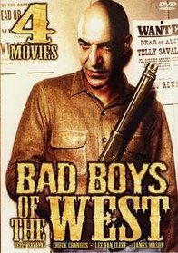Bad Boys of the West 4 Movie Pack