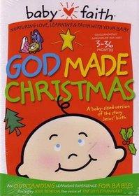 Baby Faith-God Made Christmas