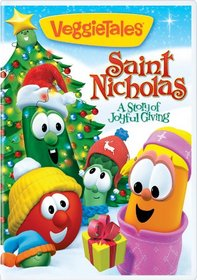 Veggie Tales: Saint Nicholas: A Story of Joyful Giving