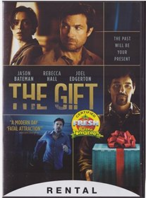 THE GIFT DVD RENTAL EXCLUSIVE