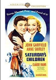 Saturday's Children (1940)