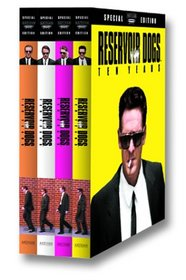 Reservoir Dogs - 10th Anniversary Special Limited Edition (4 Pack)