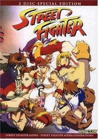 Street Fighter Alpha 2 Pack