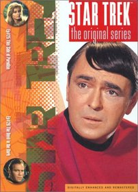 Star Trek - The Original Series, Vol. 13, Episodes 25 & 26: This Side of Paradise/ The Devil in the Dark