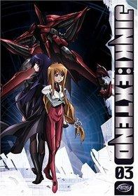 Jinki: Extend, Vol. 3