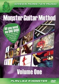 Monster Guitar Method, Vol. 1