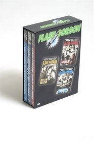 Flash Gordon: Box Set (Space Soldiers/Flash Gordon's Trip To Mars/Flash Gordon Conquers The Universe) (3DVD)