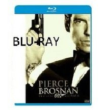 Pierce Brosnan 007 Collection (Goldeneye / The World is Not Enough / Die Another Day) [Blu-ray]