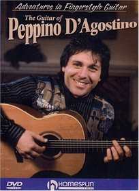 DVD-The Guitar of Peppino D'Agostino