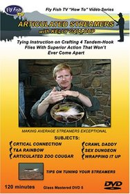 ARTICULATED STREAMERS with KELLY GALLOUP