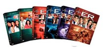 ER - The Complete First Six Seasons