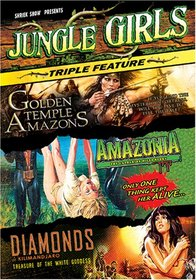 Jungle Girls Pack (Golden Temple Amazons / Amazonia / Diamonds of Kilimandjaro)