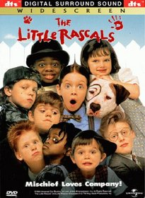 The Little Rascals - DTS