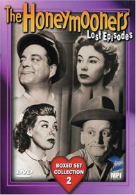 The Honeymooners - The Lost Episodes, Boxed Set 2