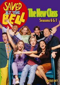 Saved By the Bell - The New Class: Season 6 & 7