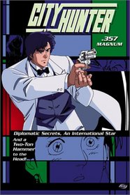 City Hunter - .357 Magnum