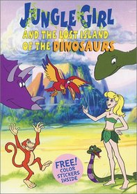Jungle Girl and the Lost Island of the Dinosaurs