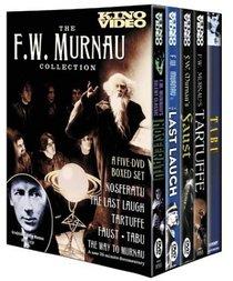 The F.W. Murnau Collection (Nosferatu/The Last Laugh/Faust/Tabu/Tartuffe)