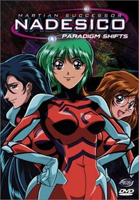 Martian Successor Nadesico - Paradigm Shifts (Vol. 4)