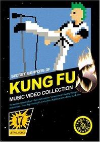 Secret Weapons of Kung Fu, Vol. 3