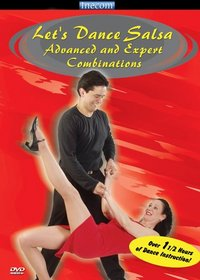 Let's Dance Salsa - Advanced and Expert Combinations DVD