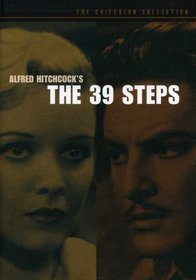 The 39 Steps (Criterion Collection Spine #56)