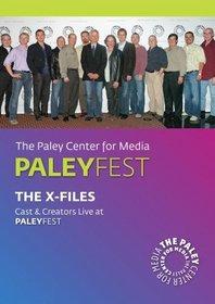 The X-Files: Cast & Creators Live at Paley