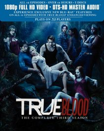 True Blood: The Complete Third Season [Blu-ray]