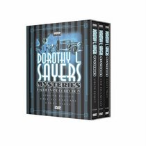 Dorothy L. Sayers Mysteries (The Lord Peter Wimsey-Harriet Vane Collection - Strong Poison / Have His Carcass / Gaudy Night)