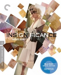 Insignificance (Criterion Collection) [Blu-ray]