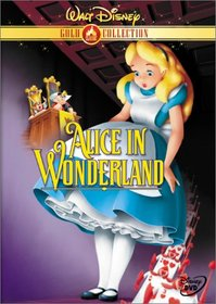 Alice in Wonderland (Disney Gold Classic Collection)