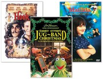 Emmet Otter's Jug-Band Christmas / Matilda / Hook