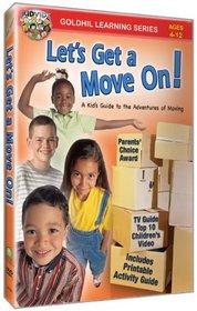 Kidvidz - Let's Get a Move On!