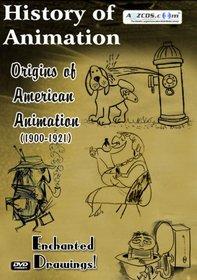 History of Animation - Origins of American Animation (1900-1921) (2-DVD Set)