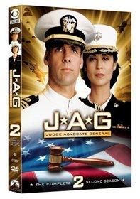 JAG (Judge Advocate General) - The Complete Second Season