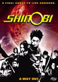 Shinobi, Vol. 4: A Way Out