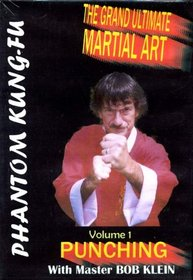 Phantom Kung-Fu Vol. 1: Punching