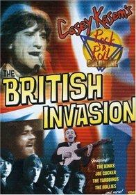 Casey Kasem's Rock n' Roll Goldmine - The British Invasion