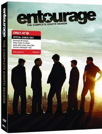 Entourage: The Complete Eighth and Final Season (Target Exclusive Edition with Bonus Disc)
