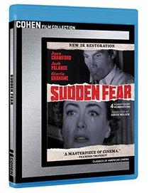 Sudden Fear [Blu-ray]