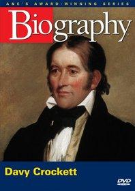 Biography - Davy Crockett (A&E DVD Archives)