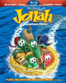 Jonah: A VeggieTales Movie [Blu-ray]