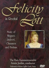 Felicity Lott: In Recital