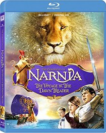 Chronicles of Narnia: Voyage of the Dawn Treader [Blu-ray]